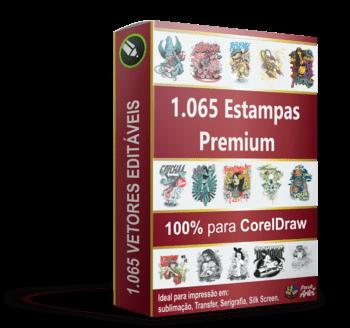Mega Pacote 62 Mil Vetores Editáveis para CorelDRAW é bom