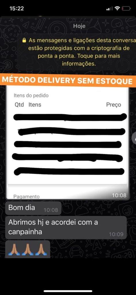 Método Delivery Sem Estoque site oficial