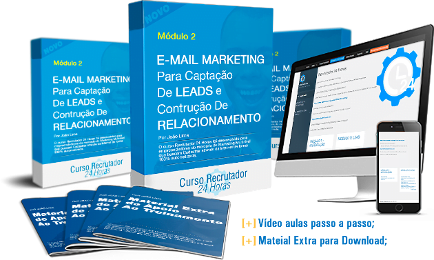E-mail Marketing Para Captação de Leads e Construção de Relacionamento