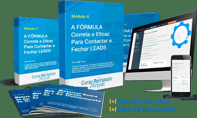 A Fórmula Correta e Eficaz Para Contactar e Fechar Leads