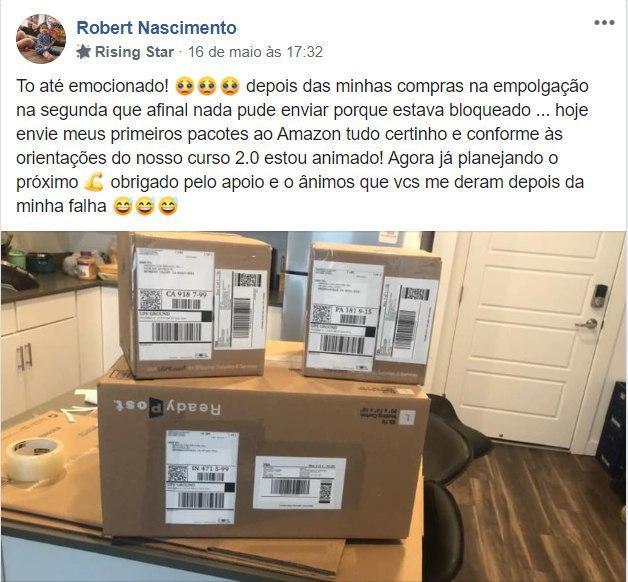 Curso Amazon USA