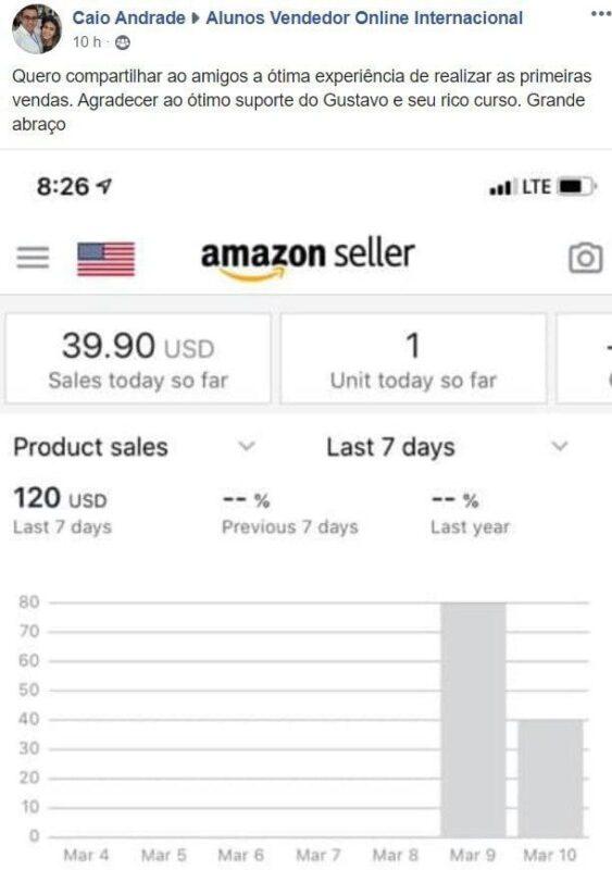 Vendedor Online Internacional - Ultimate
