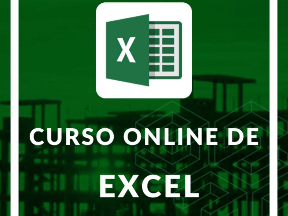 Curso De Excel Online Do Basico Ao Avancado Funciona Domine O Excel