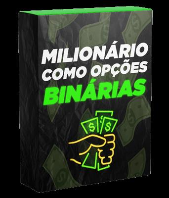 MILIONÁRIO COM IQ OPTIONS