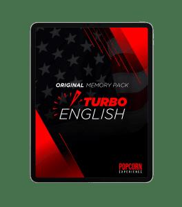 TURBO ENGLISH