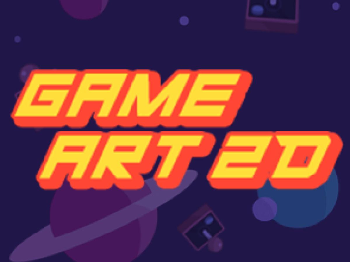 CURSO GAME ART TOTAL Funciona? Crie artes profissionais para jogos!