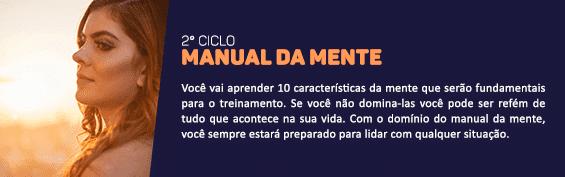 2° Ciclo - Manual da Mente