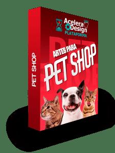 Artes para Pet Shop