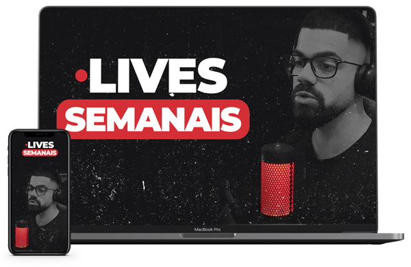 LIVES SEMANAIS