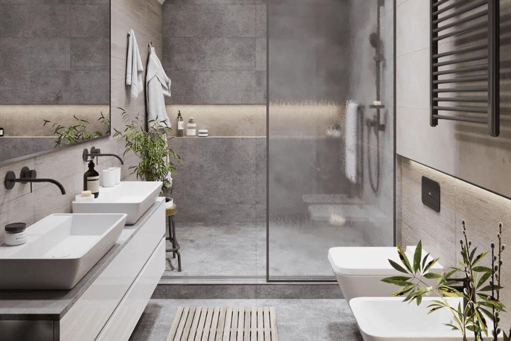 Banheiro - Segredo do Arquiteto