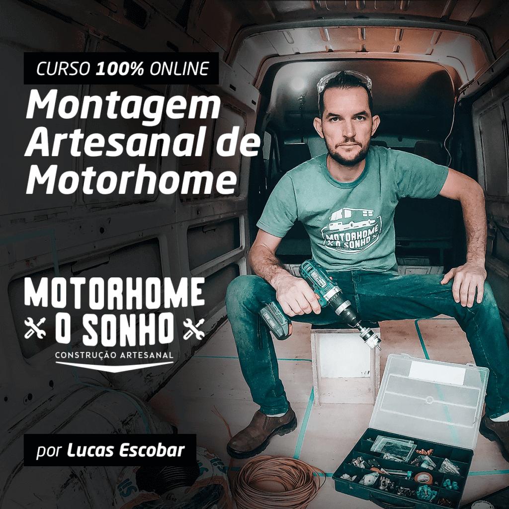 Curso Montagem Artesanal de Motorhome - Motorhome o Sonho