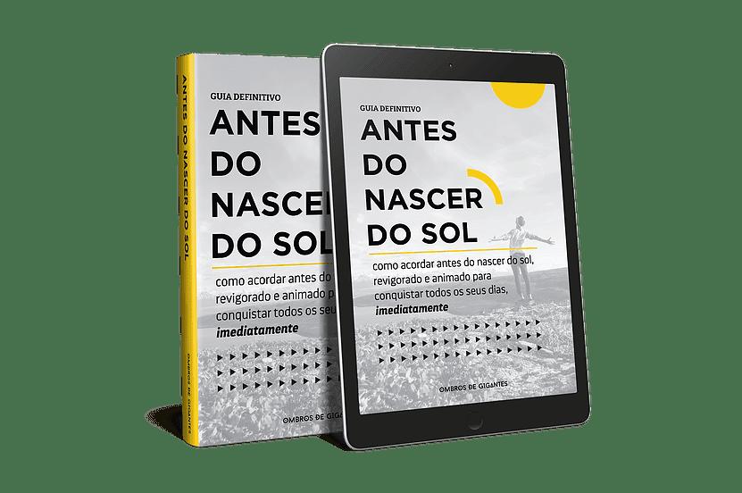 GUIA ANTES DO NASCER DO SOL