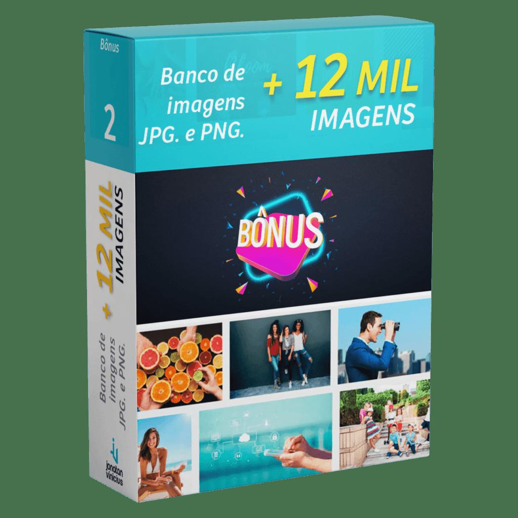 Pacote com +12 mil imagens JPG e PNG