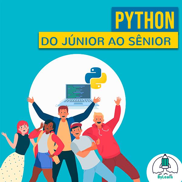 Python Completo - Do Júnior ao Sênior