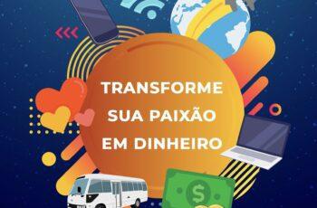 Transforme sua paixão em dinheiro - Ebook