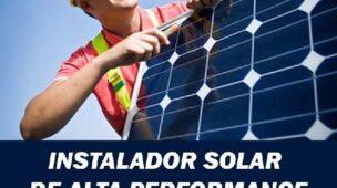 ENERGIA SOLAR - INSTALADOR SOLAR DE ALTA PERFORMANCE do Vanisio Pinheiro