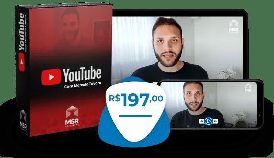 Youtube com Marcelo Távora