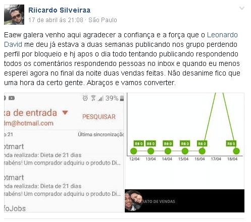 Curso De Marketing Digital Para Afiliados Leonardo David preço