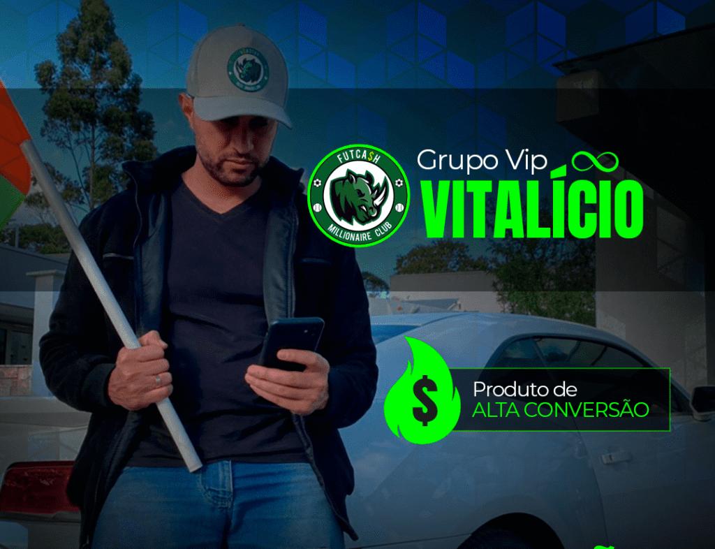 FUTCASH VITALÍCIO