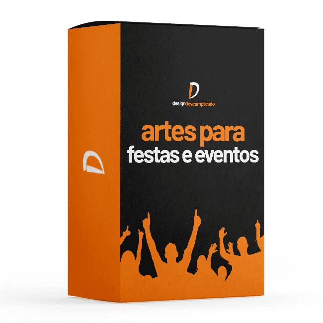 Artes para Festas e Eventos