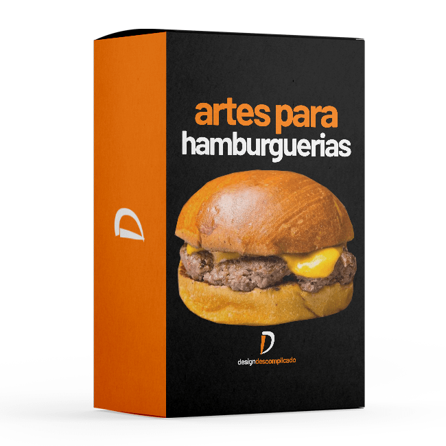 Artes para Hamburguerias
