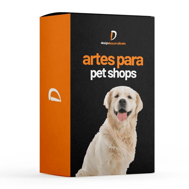Artes para Pet Shops