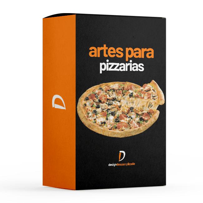 Artes para Pizzarias
