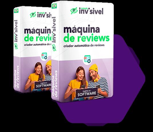 Máquina De Reviews - Método Invisível