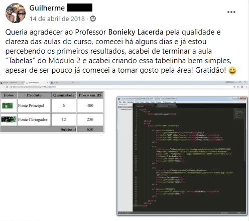 Programador Fullstack