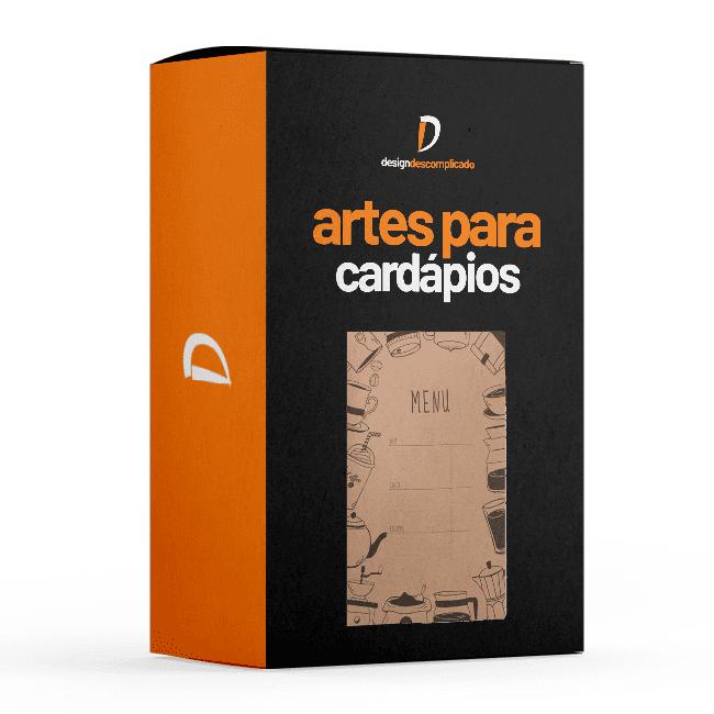 Artes para Cardápios