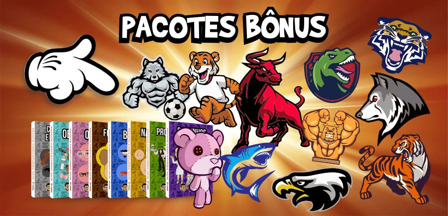 Pacotes Bônus - Caricaturbo Elite 21
