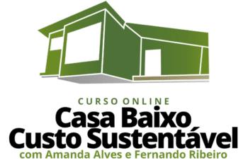 Curso Online Casa de Baixo Custo Sustentável