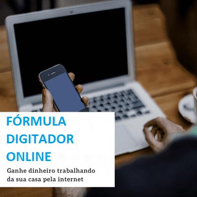 Curso Fórmula Digitador Online - Home Office