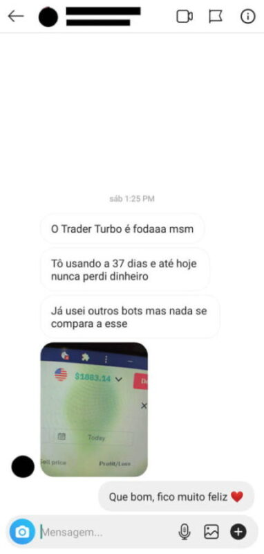 Método Trader Turbo comprar