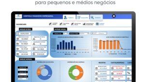 Planilha Controle Financeiro Empresarial Baixar Download
