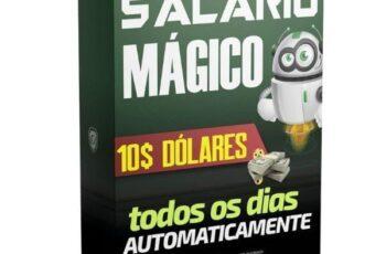 Robô Salário Mágico