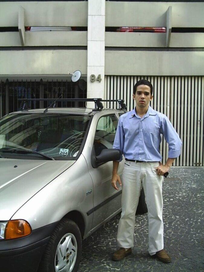 Professor Fernando Augusto