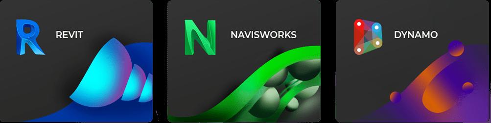 Formação em BIM para Arquitetura com Revit, Navisworks e Dynam