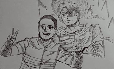 Curso de Desenho Animes