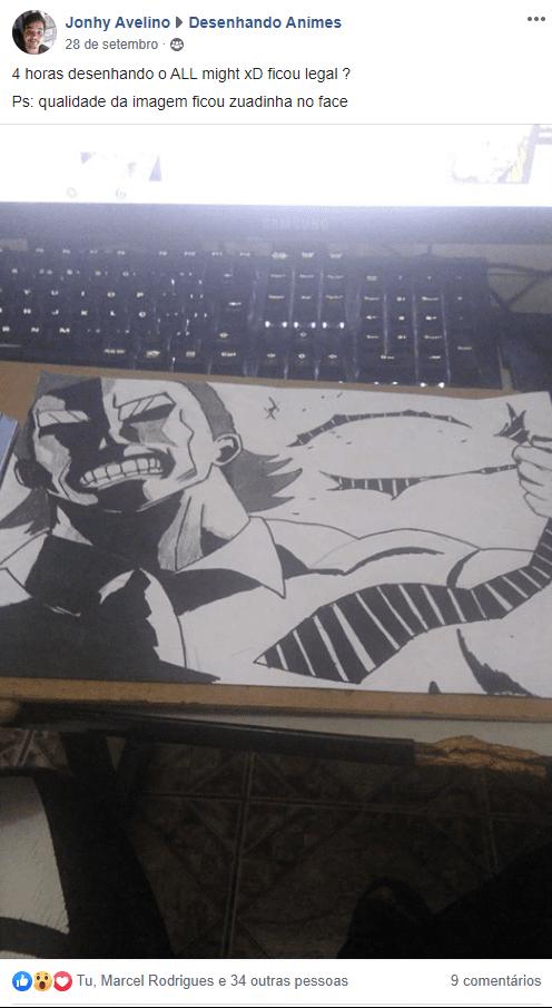 Desenhando Animes curso