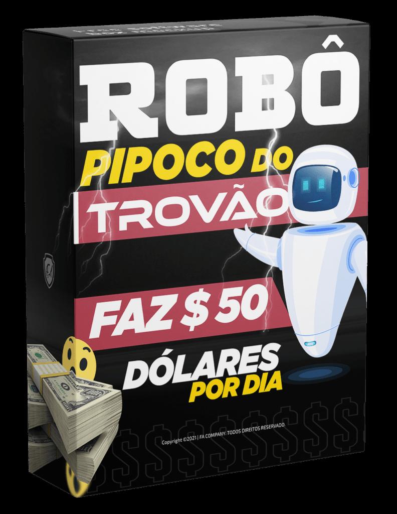 ROBÔ PIPOCO DO TROVÃO