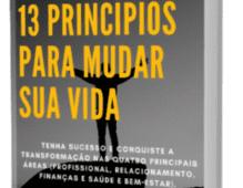 13 Princípios para mudar sua vida