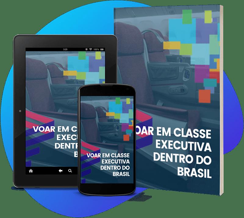 Como viajar de classe executiva dentro do Brasil