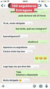 seguidores instagram comprar brasileiros
