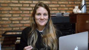 Professora Belén Valdemarin