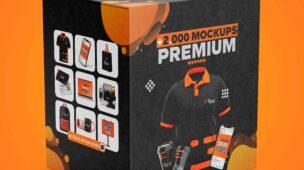 Mockups Premium Flow