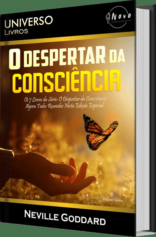 O Despertar da Consciência - Neville Goddard - LIVRO IMPRESSO