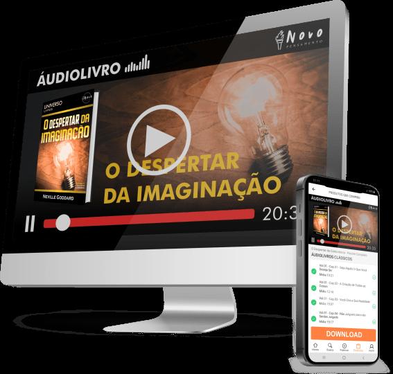 O Despertar da Imaginação - Audiobook Neville Goddard