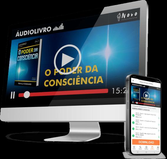 O Poder da Consciência - Audiobook Neville Goddard