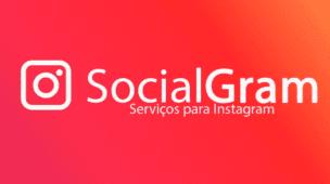 Socialgram Seguidores Reais Brasileiros Instagram